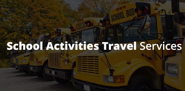 Pacific Coast Coaches School Activities Services