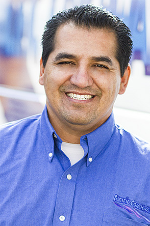 Luis H. Macias | Pacific Coachways Southern California