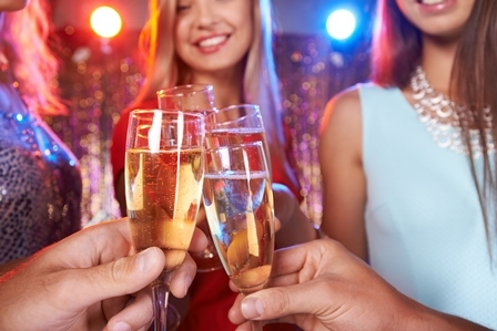 Top 5 Places To Hold Your New Year's Eve Party In So Cal