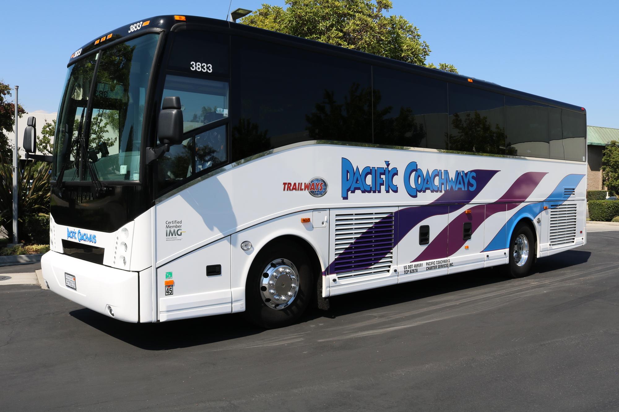 Bus Charter For Disneyland