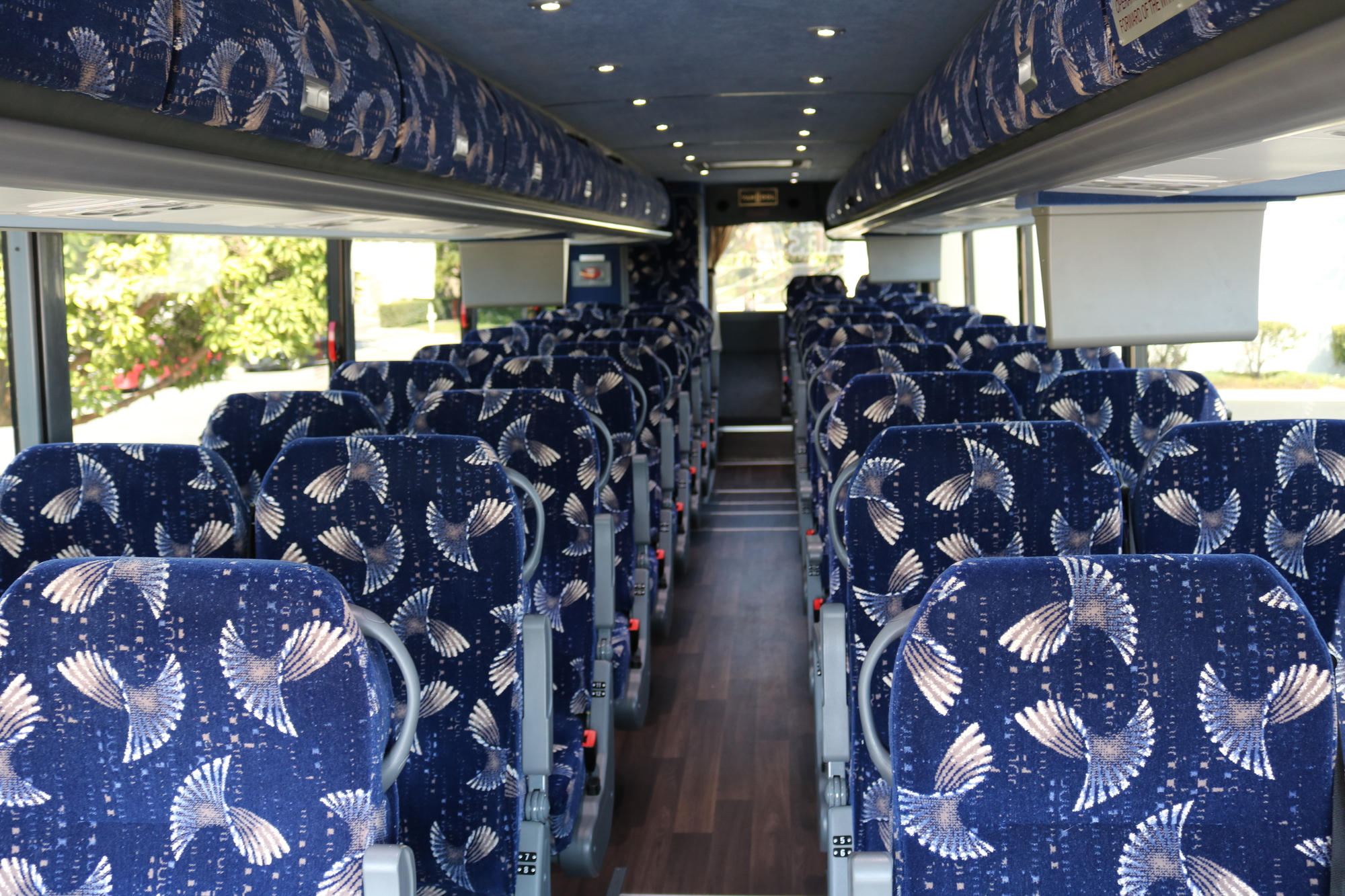 Orange County Luxury -Comfort In Charter Bus Rentals