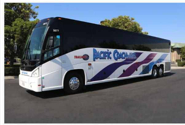 School Bus Rentals For Anaheim Students