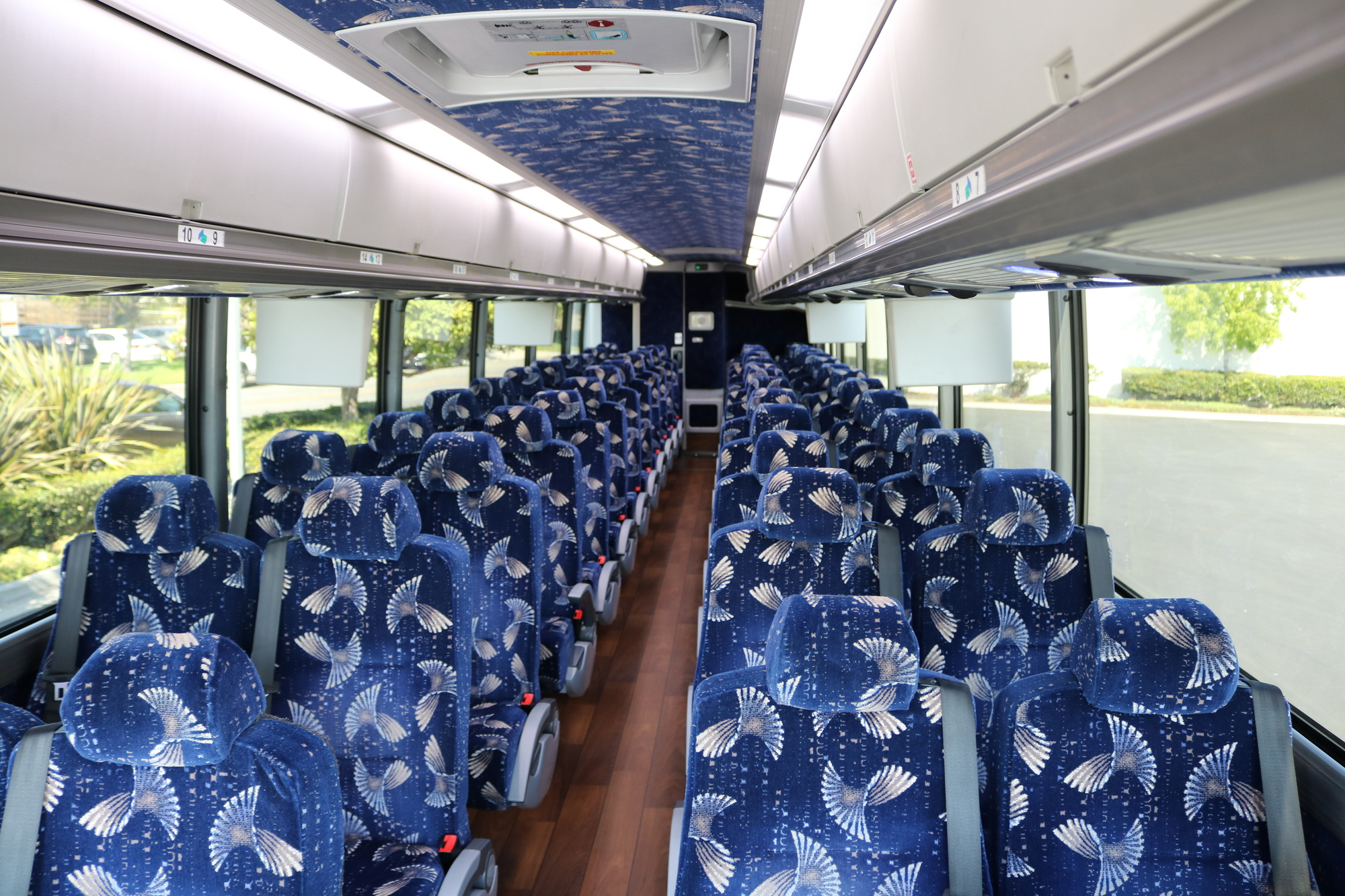 Why Charter Buses In Los Angeles?